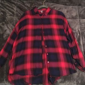 Fall Flannel from Charlotte Russe